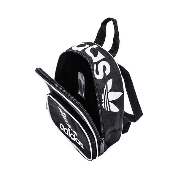 alternate image alternate view adidas Santiago Mini Backpack - BlackALT3