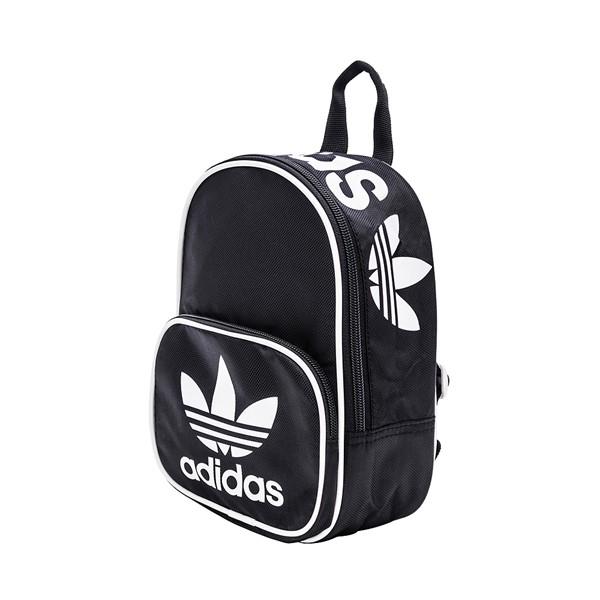 alternate image alternate view adidas Santiago Mini Backpack - BlackALT4
