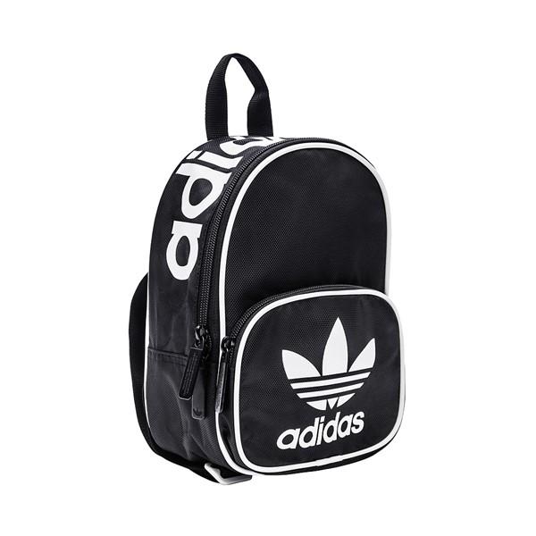 alternate image alternate view adidas Santiago Mini Backpack - BlackALT4B