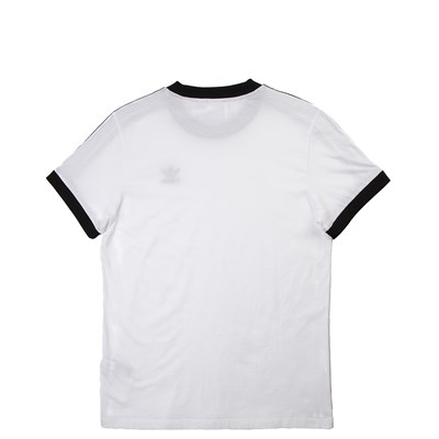 Alternate view of Womens adidas 3-Stripes Ringer Tee