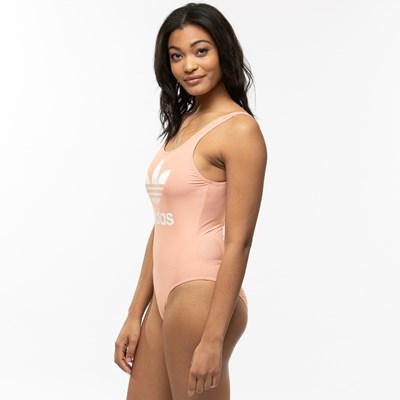 Alternate view of Womens adidas Trefoil Swimsuit