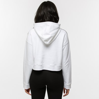 Alternate view of Womens adidas Cropped Hoodie