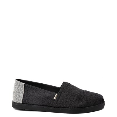 Main view of Mens TOMS Classic Crepe Slip-On Casual Shoe