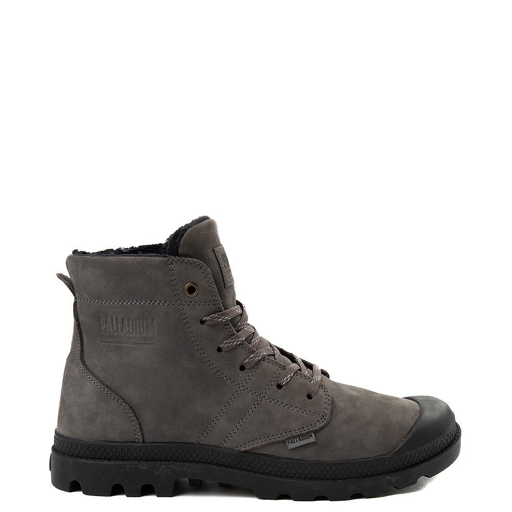 Mens Palladium Pallabrousse Leather S Boot