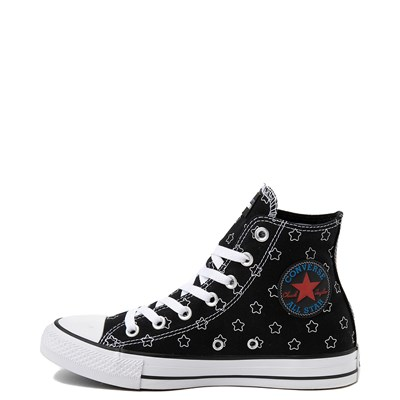 Alternate view of Converse Chuck Taylor All Star Hi Hello Kitty® Stars Sneaker
