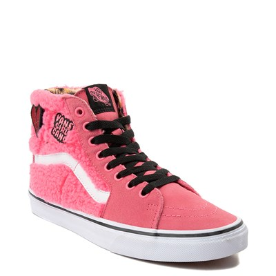 Alternate view of Vans Sk8 Hi Girl Gang Sherpa Skate Shoe