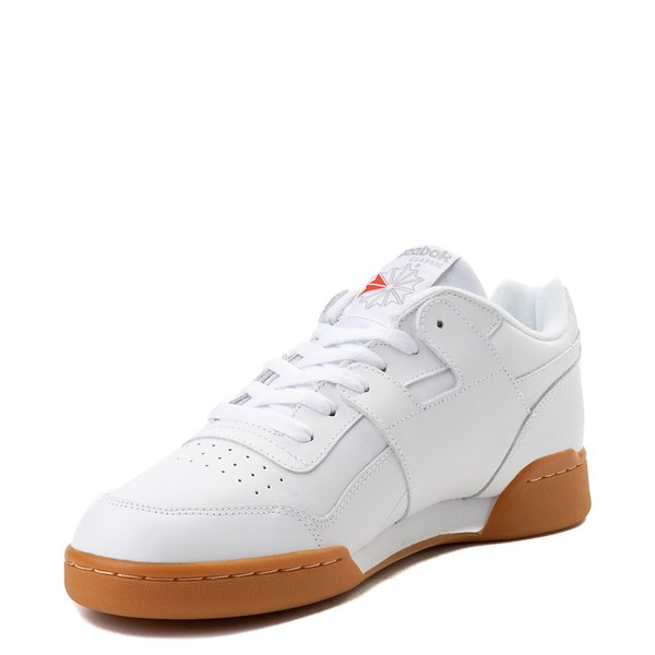 alternate image alternate view Mens Reebok Workout Plus Athletic ShoeALT3