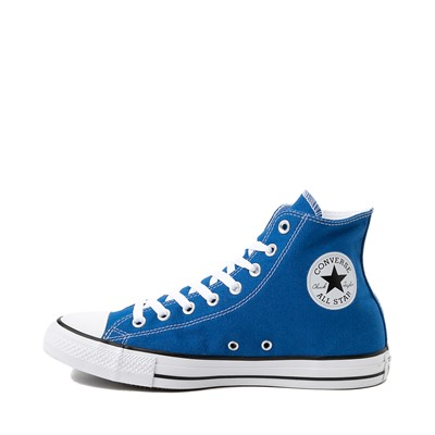 Alternate view of Converse Chuck Taylor All Star Hi Sneaker - Snorkel Blue