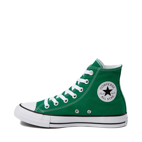alternate image alternate view Converse Chuck Taylor All Star Hi Sneaker - Amazon GreenALT1