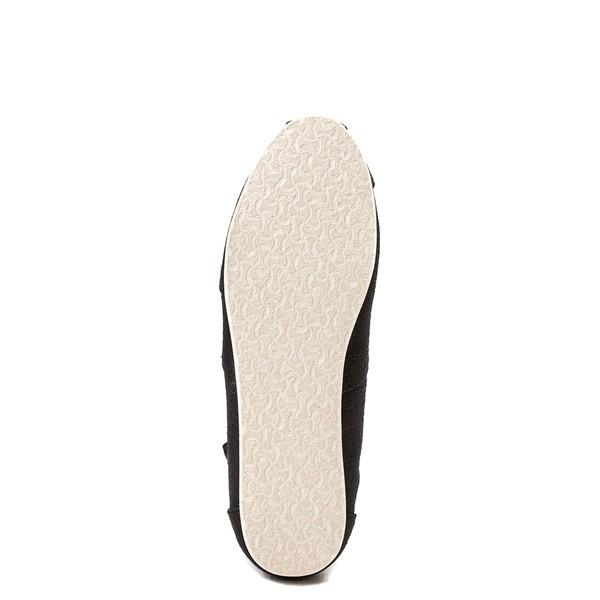 alternate image alternate view Womens TOMS Classic Slip On Casual Shoe - BlackALT3