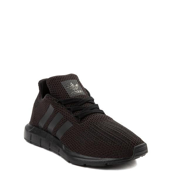 alternate image alternate view adidas Swift Run Athletic Shoe - Little KidALT5