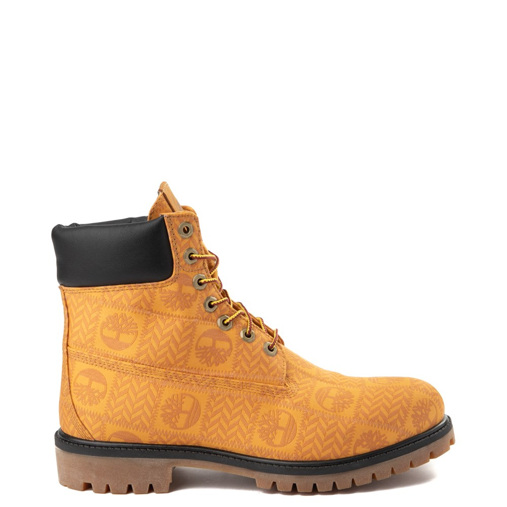 "Mens Timberland 6"" Premium Patch Boot"