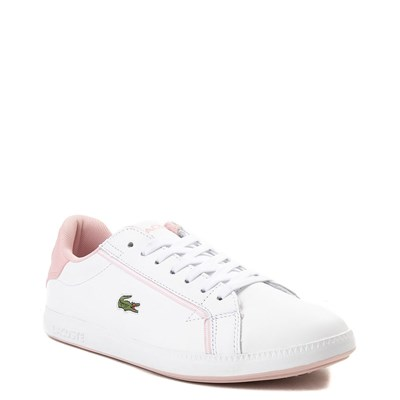 Alternate view of Womens Lacoste Graduate Athletic Shoe