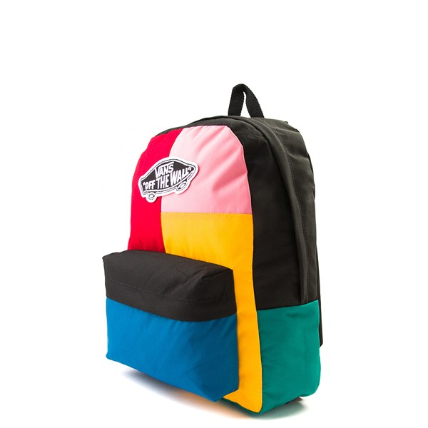 alternate image alternate view Vans Realm Patchy BackpackALT2