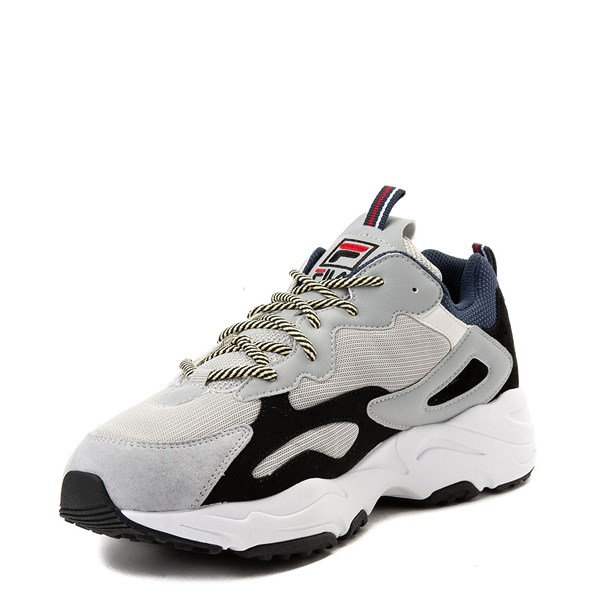 alternate image alternate view Mens Fila Ray Tracer Athletic ShoeALT3