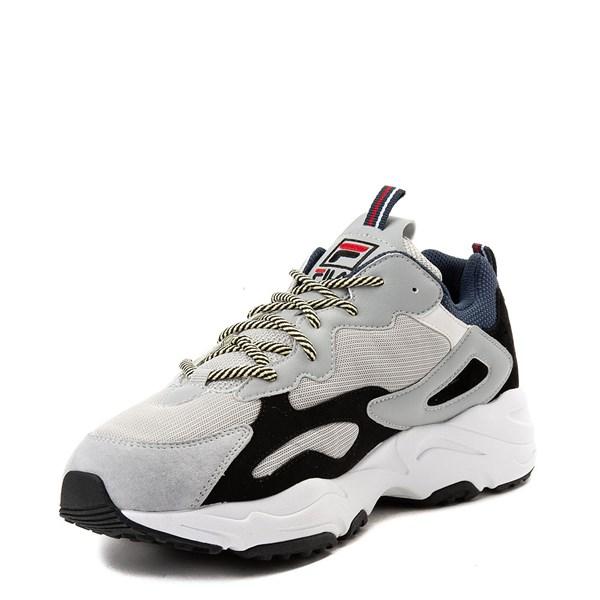 alternate image alternate view Mens Fila Ray Tracer Athletic ShoeALT3