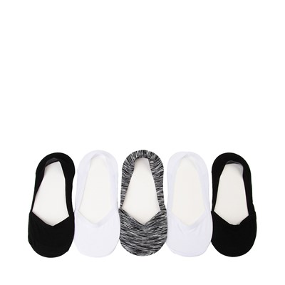 Main view of Womens Cap Toe Liners 5 Pack