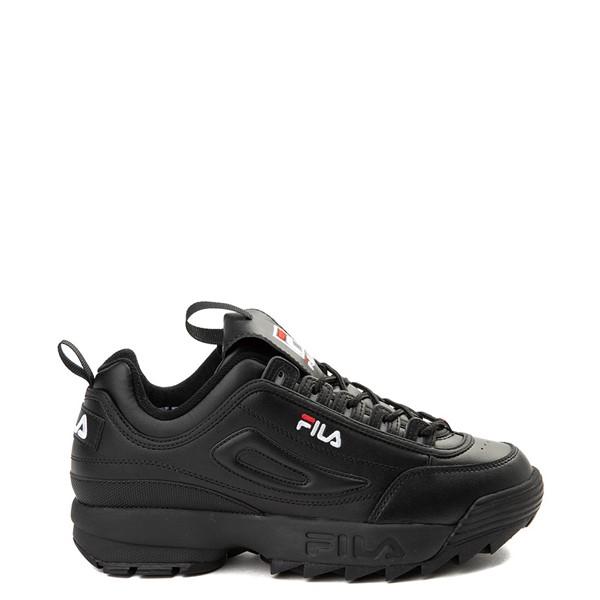 Mens Fila Disruptor 2 Premium Athletic Shoe - Black