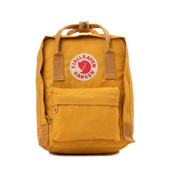 Main view of Fjallraven Kanken Mini Backpack - Yellow