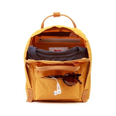 Alternate view of Fjallraven Kanken Mini Backpack - Yellow