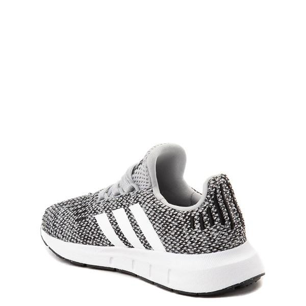 alternate image alternate view adidas Swift Run Athletic Shoe - Baby / ToddlerALT2