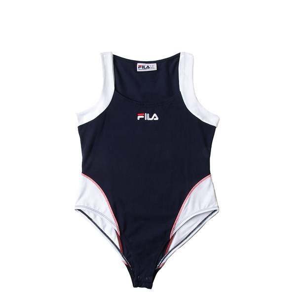 alternate image alternate view Womens Fila Sheenah BodysuitALT4