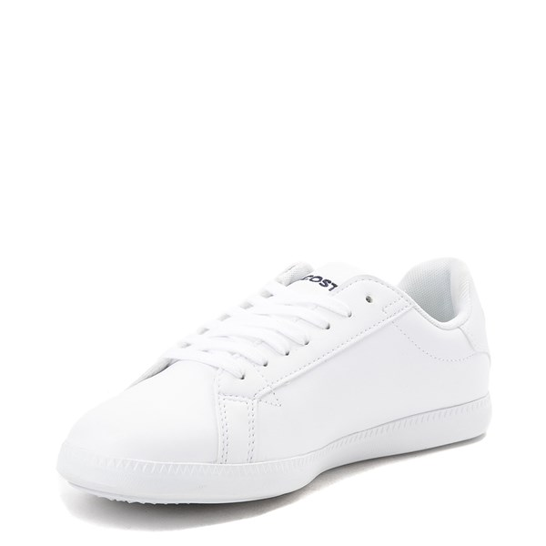 alternate image alternate view Womens Lacoste Graduate Athletic ShoeALT3