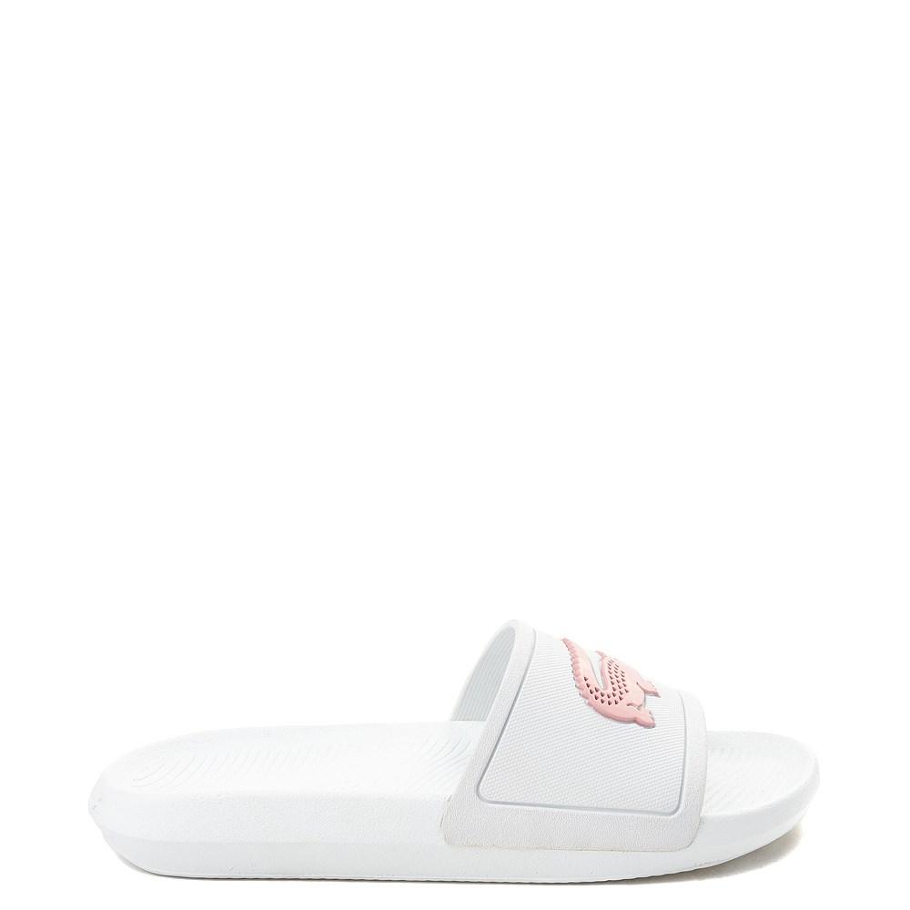 e89c6f9de Womens Lacoste Croco Slide Sandal. Previous. alternate image ALT5.  alternate image default view