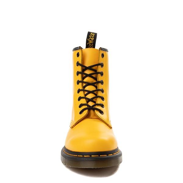 alternate view Dr. Martens 1460 8-Eye Color Pop Boot - YellowALT4