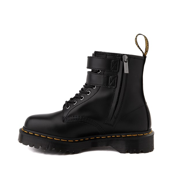 alternate image alternate view Womens Dr. Martens 1460 8-Eye Bex Buckle BootALT1