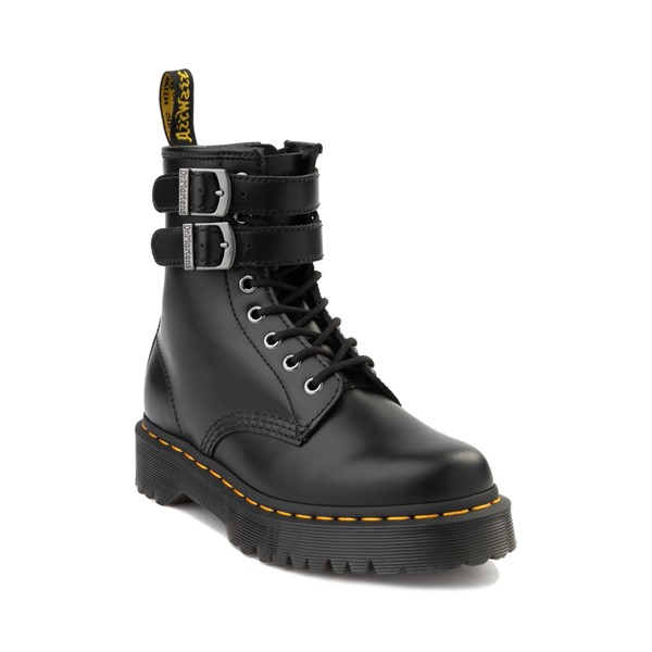 alternate image alternate view Womens Dr. Martens 1460 8-Eye Bex Buckle BootALT5