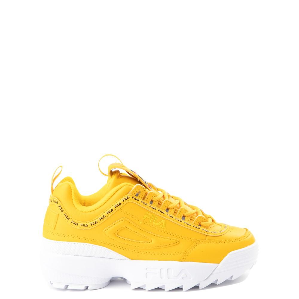 Fila Disruptor 2 Athletic Shoe - Big Kid - Yellow