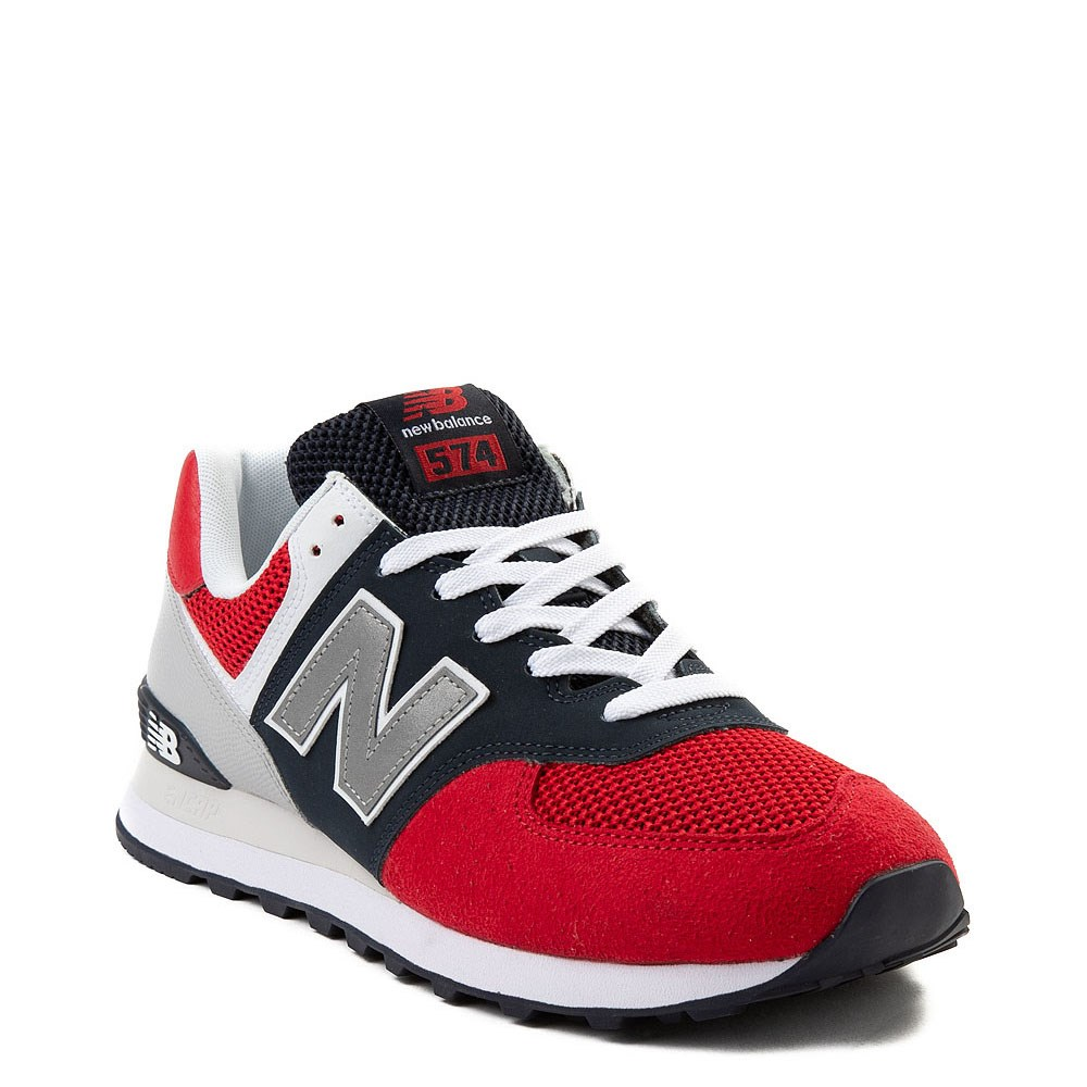 New Balance Buts 574 Red