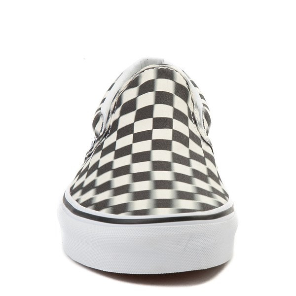 alternate image alternate view Vans Slip On Blur Chex Skate ShoeALT4