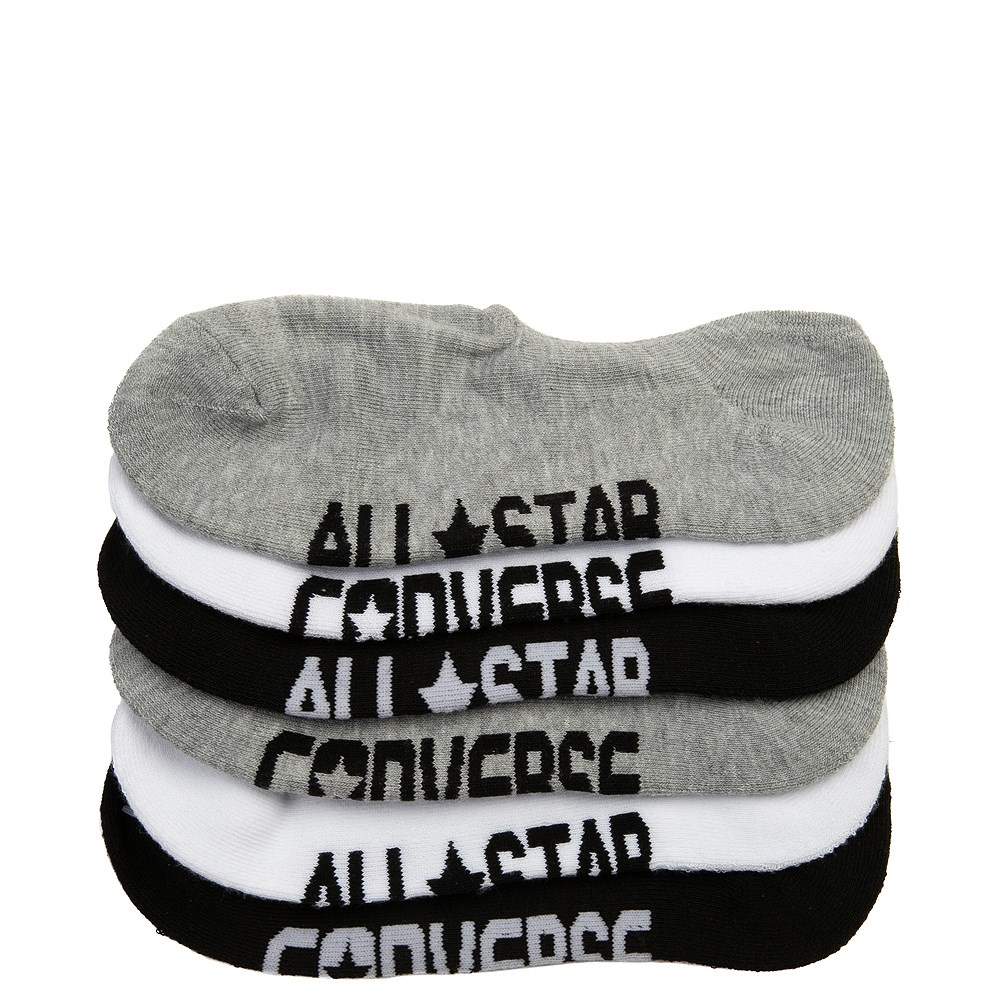 Womens Converse Liners 6 Pack