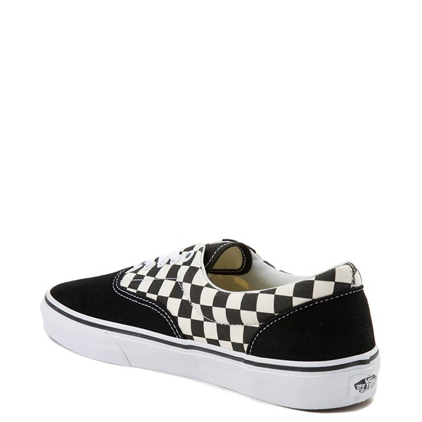 alternate image alternate view Vans Era Primary Chex Skate ShoeALT2