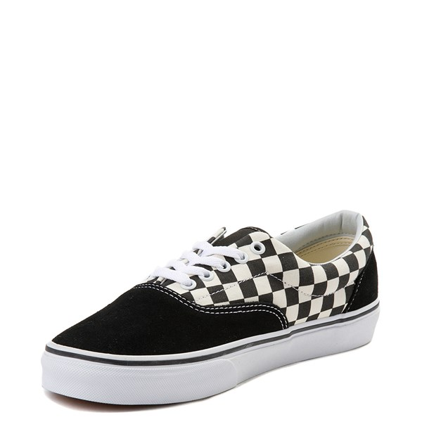 alternate image alternate view Vans Era Primary Chex Skate ShoeALT3