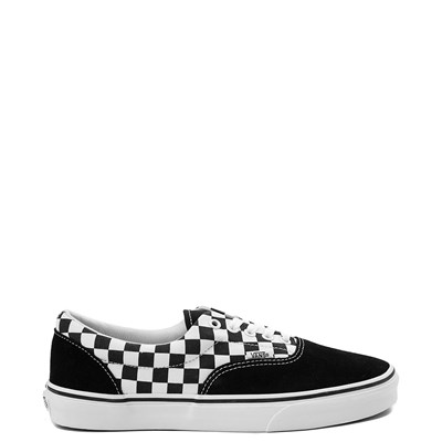 Main view of Vans Era Primary Checkerboard Skate Shoe