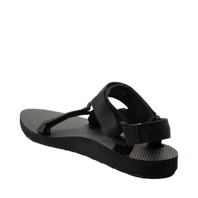 Alternate view of Womens Teva Original Universal Sandal - Black