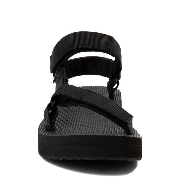 alternate image alternate view Womens Teva Midform Universal Sandal - BlackALT4
