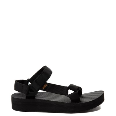Main view of Womens Teva Midform Universal Sandal - Black