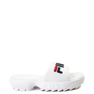 3fad14e1c317 Main view of Womens Fila Disruptor Slide Sandal ...
