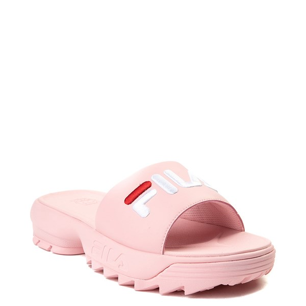 alternate image alternate view Womens Fila Disruptor Slide SandalALT1