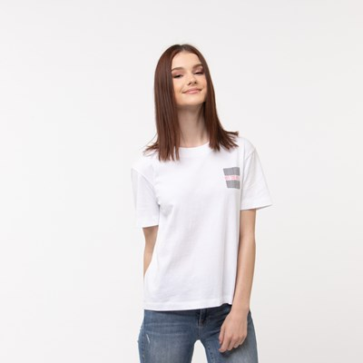 Main view of Womens Vans Dimensions Tee