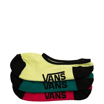 Main view of Mens Vans Liners 3 Pack