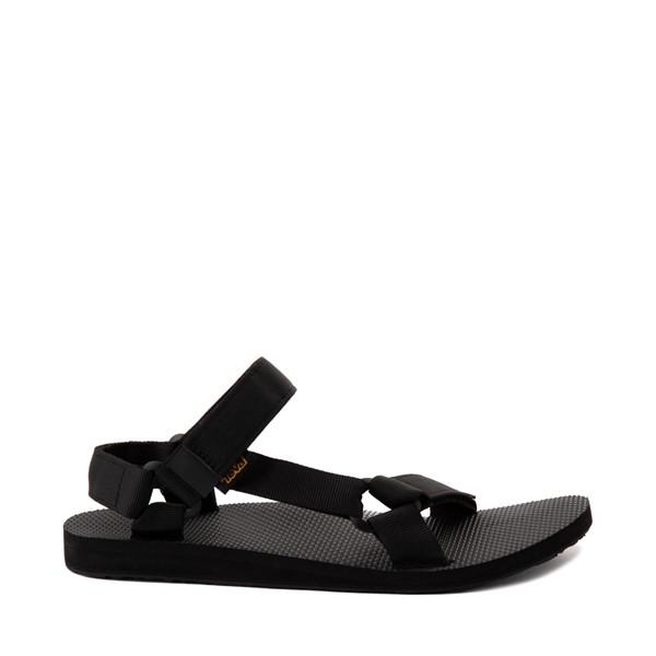 Main view of Mens Teva Universal Sandal - Black
