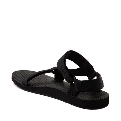 Alternate view of Mens Teva Universal Sandal - Black