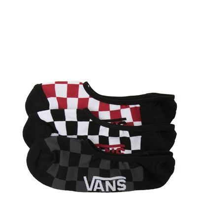 Main view of Mens Vans Chex Liners 3 Pack