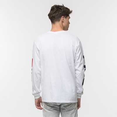 Alternate view of Mens Fila Long Sleeve Tee
