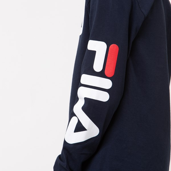 alternate image alternate view Mens Fila Long Sleeve TeeALT5